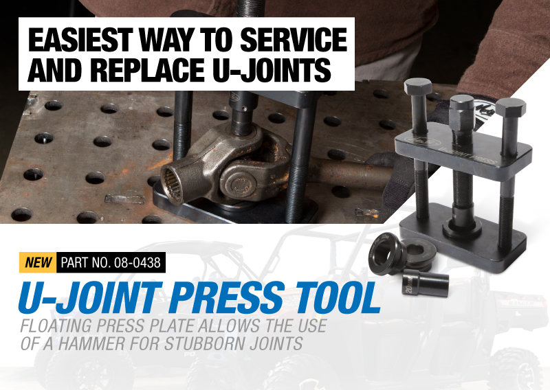 Tired of Using Oversized Automotive U-Joint Tools for Your