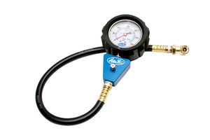"Motion Pro Professional Tire Pressure Gauge 2 1/2"" 0-30 Psi"