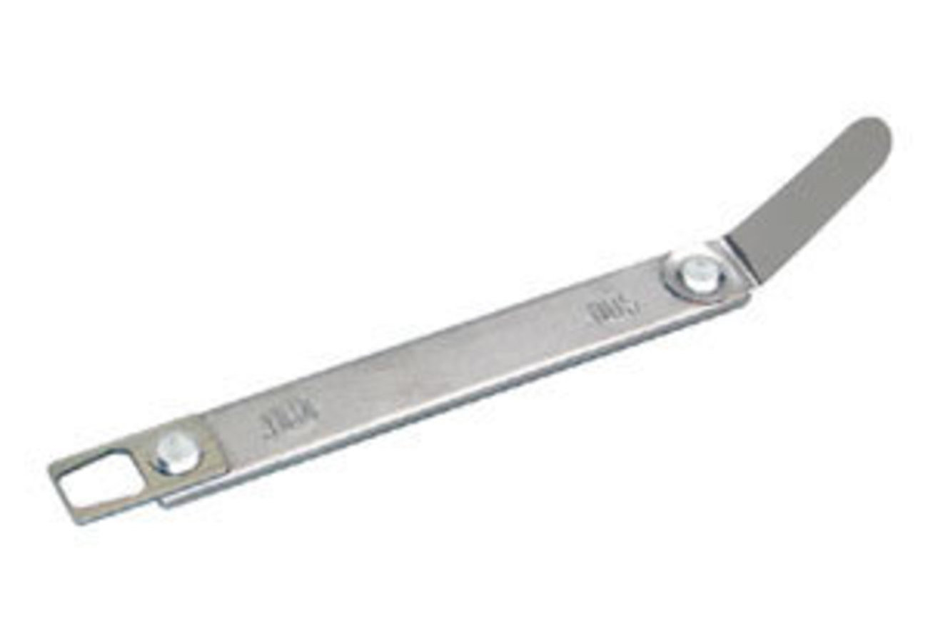 Feeler Gauge & Spark Plug Gap Tool, Each for KTM
