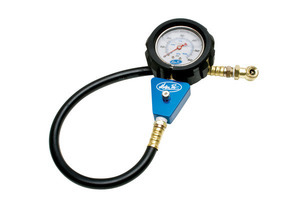 "Motion Pro Professional Tire Pressure Gauge 2 1/2"" 0-60 Psi"