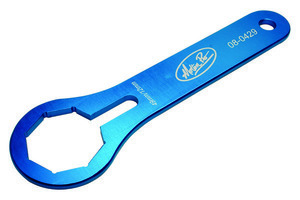 Fork Cap Wrench, 49mm Dual Chamber