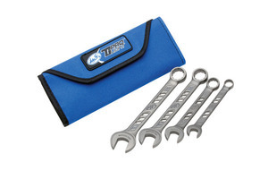 TiProlight™ Titanium 4 Pc Wrench Set, 8,10,12 & 13mm