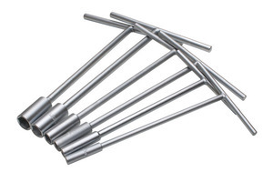 6-Piece T-Handle Set for Japanese Bikes
