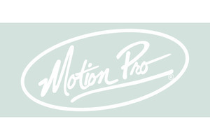 "Decal, 36"" Motion Pro Die Cut, White"