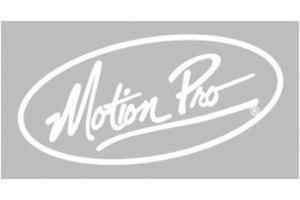 "Decal, 12"" Motion Pro Die Cut, White"
