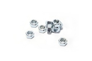 M5XP0.9 Nut Jis Std Pk/10