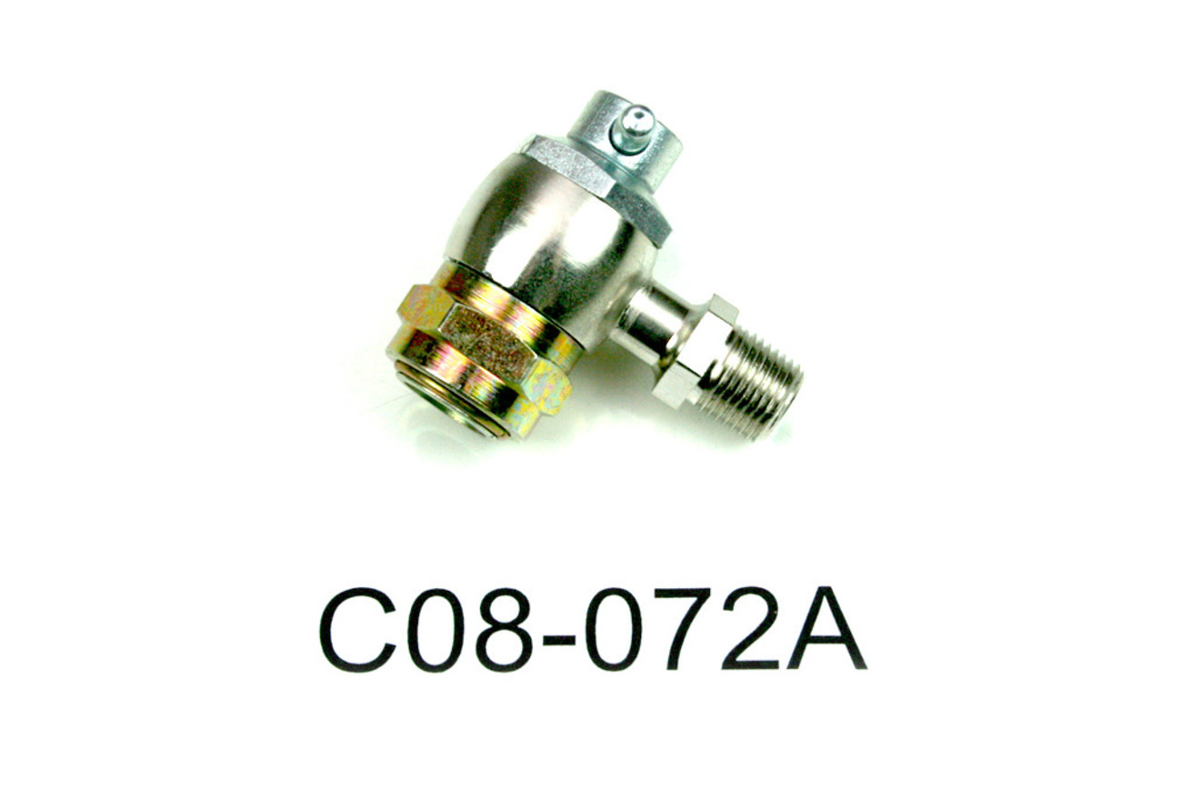 Hi Pressure Connector for Motion Pro Shock Gauge and Filler